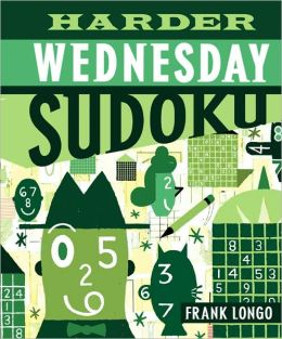 Harder Wednesday Sudoku