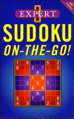 Expert Sudoku ON-THE-GO!