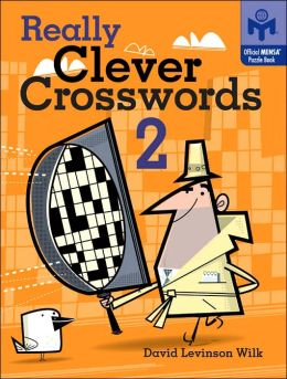 Really Clever Crosswords 2 (Mensa Series)