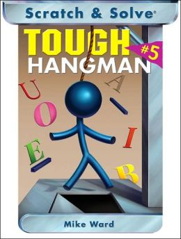 Scratch & Solve Tough Hangman #5