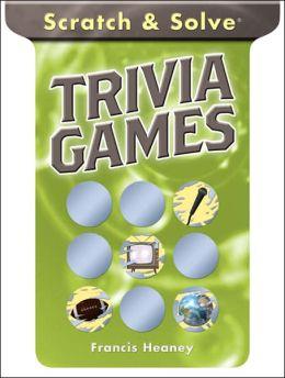 Scratch & Solve Trivia Games