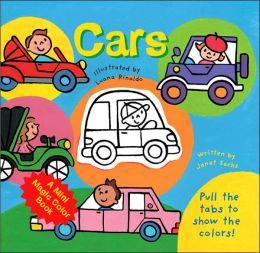 A Mini Magic Color Book: Cars