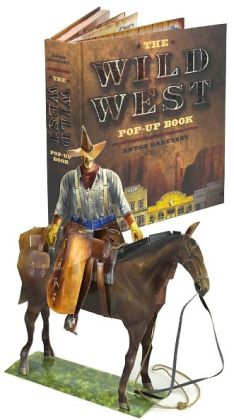 The Wild West Pop-up Book