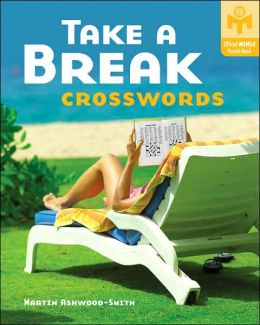 Take a Break Crosswords: Official Mensa Puzzle Book
