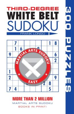 Third-Degree White Belt Sudoku®