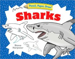 Pencil, Paper, Draw!: Sharks