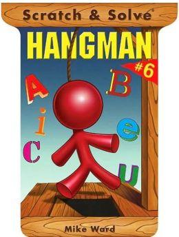 Scratch & Solve Hangman #6