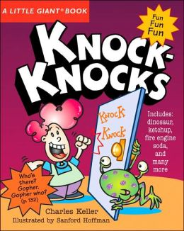 A Little Giant Book: Knock-Knocks