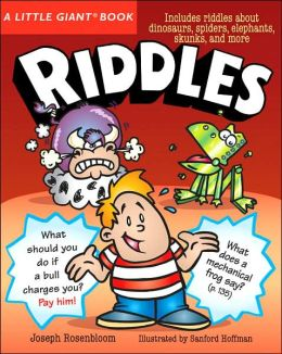 A Little Giant Book: Riddles