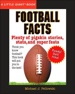 A Little Giant Book: Football Facts