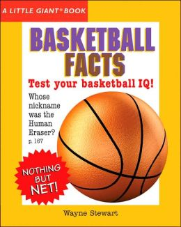 A Little Giant Book: Basketball Facts