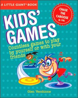 A Little Giant Book: Kids' Games