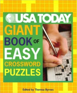 USA TODAY Giant Book of Easy Book of Easy Crossword Puzzles