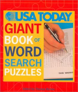 USA Today Giant Book of Word Search Puzzles