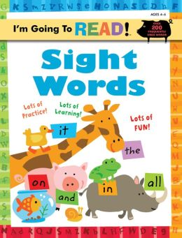 I'm Going to Read Workbook: Sight Words
