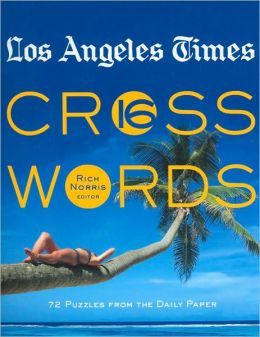 Los Angeles Times Crosswords 16