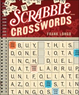 SCRABBLE Crosswords