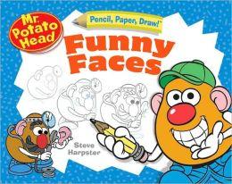 Pencil, Paper, Draw!: Mr. Potato Head: Funny Faces