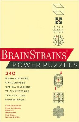 BrainStrains: Power Puzzles