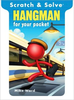 Scratch & Solve Hangman for Your Pocket