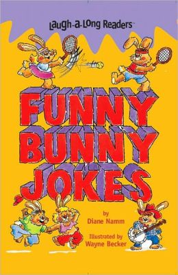 Laugh-A-Long Readers: Funny Bunny Jokes