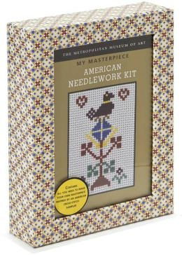 My Masterpiece: American Needlework Kit