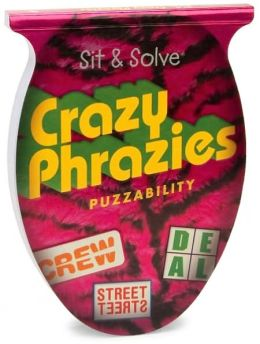 Sit & Solve Crazy Phrazies