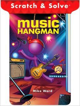 Scratch & Solve Music Hangman (Scratch & Solve Series)