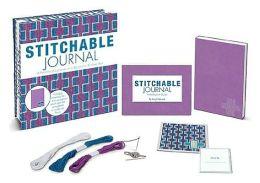 Stitchable Journal: Personalized Journal & Decorative Keepsake Box