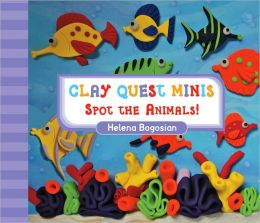 Clay Quest Minis: Spot the Animals!