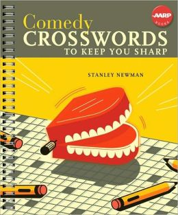 Comedy Crosswords to Keep You Sharp (AARP Series)