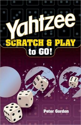 YAHTZEE Scratch & Play to Go!