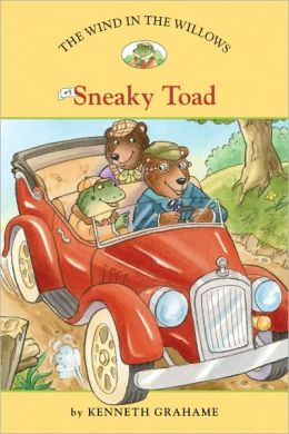Sneaky Toad (The Wind in the Willows Series #5)