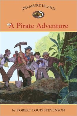 A Pirate Adventure (Treasure Island Series #6)