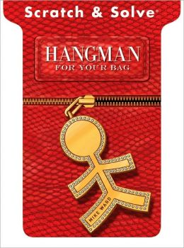 Scratch & Solve Hangman for Your Bag