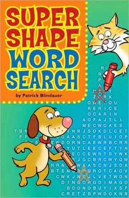 Super Shape Word Search