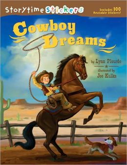 Storytime Stickers: Cowboy Dreams