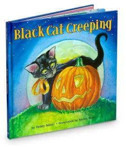 Black Cat Creeping