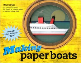 Making Paper Boats: 9 Boats that Actually Float!