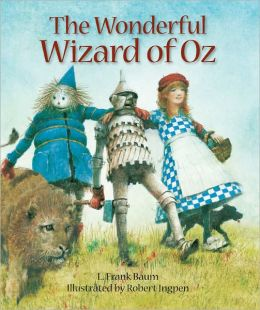 The Wonderful Wizard of Oz (Sterling Illustrated Classics Series)