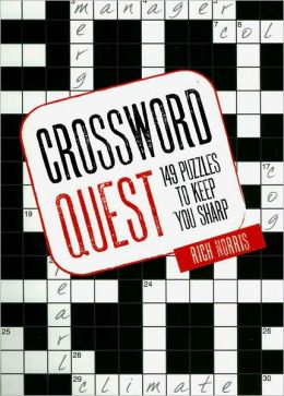 Crossword Quest: 149 Puzzles to Keep You Sharp