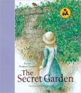 Book Cover Image. Title: The Secret Garden (Sterling Illustrated Classics Series), Author: Frances Hodgson Burnett