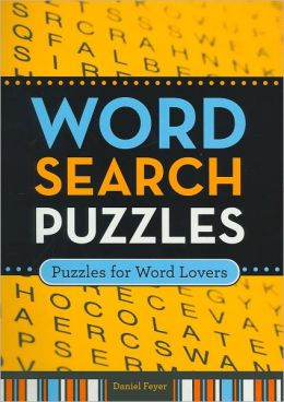 Word Search Puzzles: Puzzles for Word Lovers