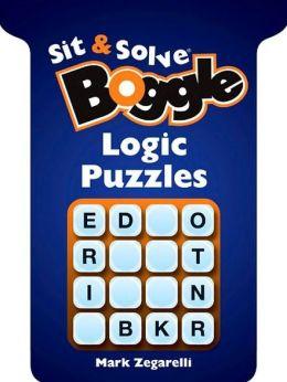 Sit & Solve BOGGLE Logic Puzzles