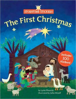 Storytime Stickers: The First Christmas