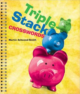 Triple-Stack Crosswords
