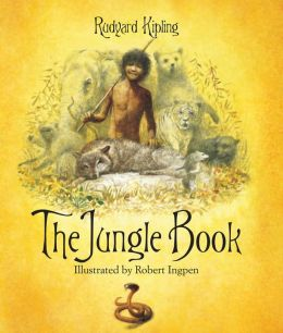 The Jungle Book (Sterling Illustrated Classics Series)