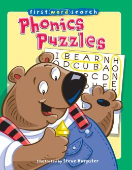 First Word Search: Phonics Puzzles