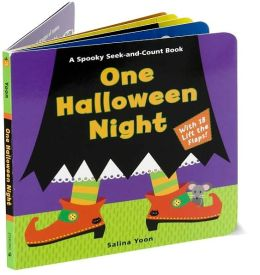 One Halloween Night: A Spooky Seek-and-Count Book