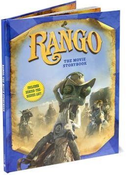 Rango: The Movie Storybook (Rango Movie Series)